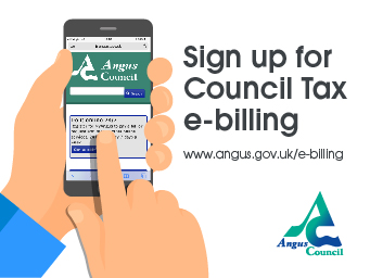 Sign up for e-billing