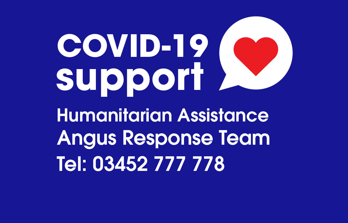 COVID-19 support banner
