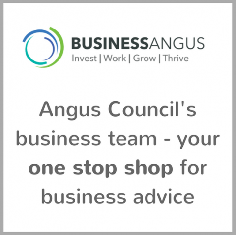 Business Angus Logo