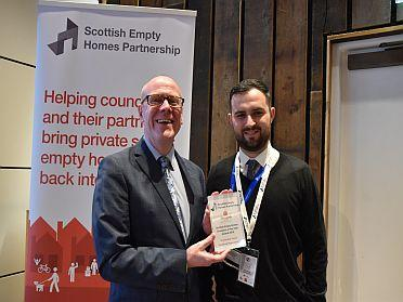 Empty Homes award